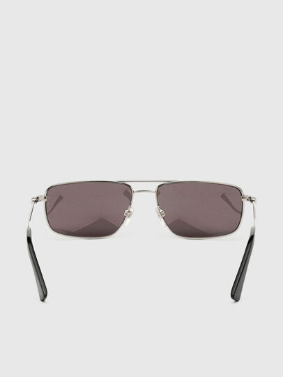 Diesel - DL0308, Blue/Grey - Sunglasses - Image 4