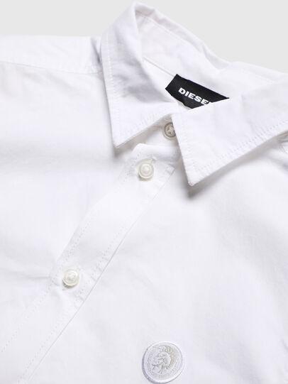 Diesel - CSBILL, White - Shirts - Image 4