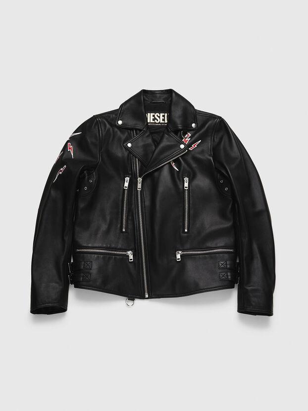 CL-L-GOTIV-LITM, Black - Leather jackets