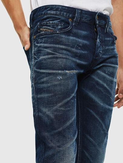 Diesel - Safado 084AM, Dark Blue - Jeans - Image 3