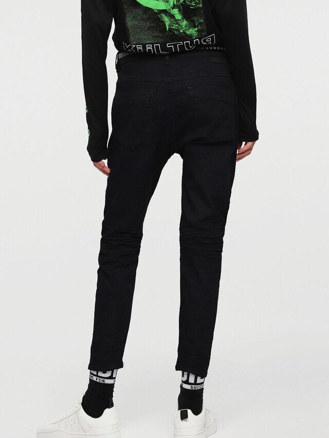 Diesel - Fayza JoggJeans 0829P, Dark Blue - Jeans - Image 2