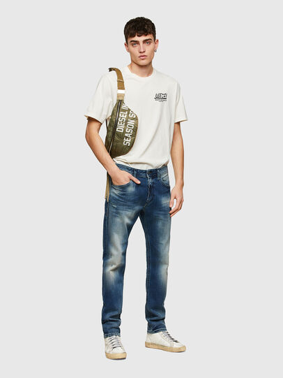 Diesel - Thommer 009RS, Dark Blue - Jeans - Image 5