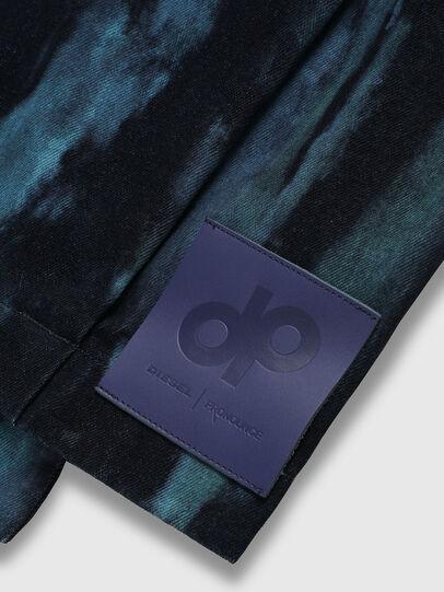 Diesel - PR-JK01, Dark Blue - Denim Jackets - Image 5