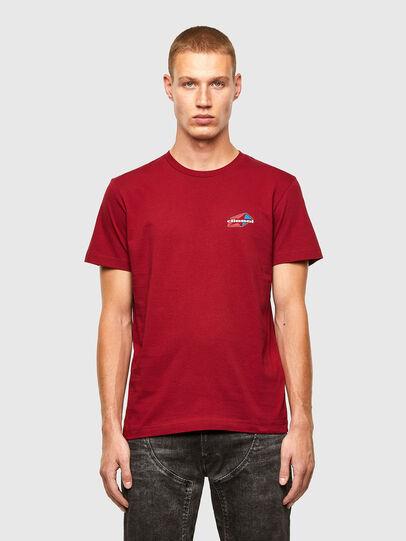 Diesel - T-DIEGOS-K36, Brown - T-Shirts - Image 1