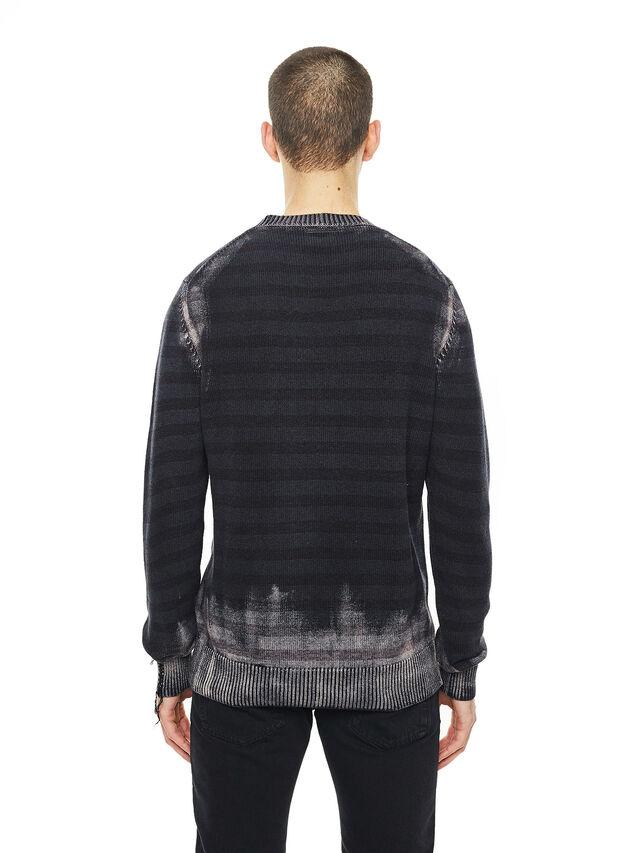 Diesel - KINTERKO, Black - Knitwear - Image 2