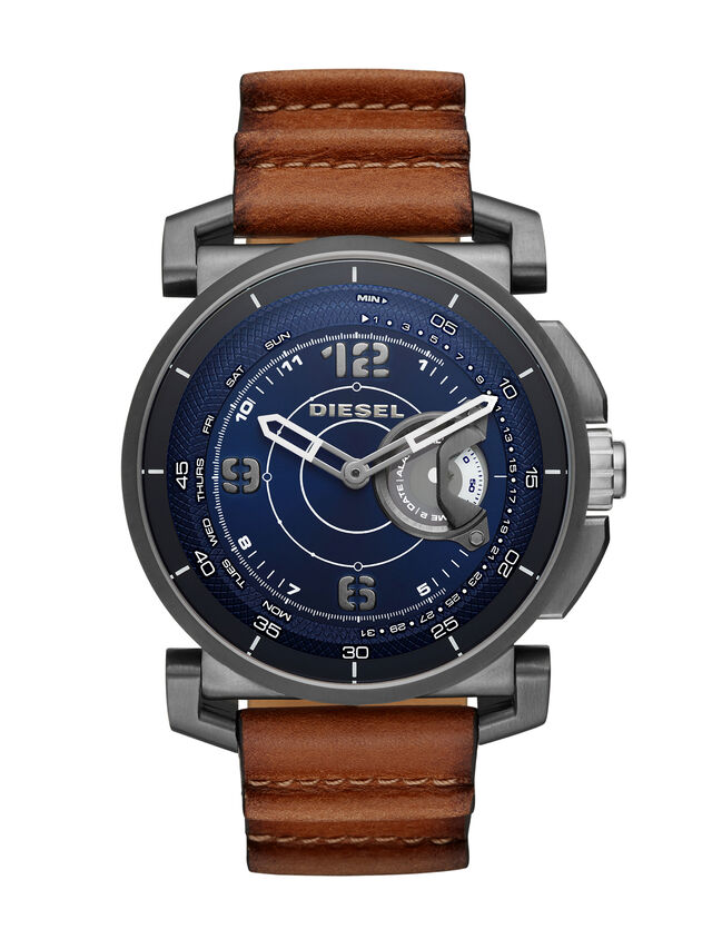 Diesel DT1003, Brown - Smartwatches - Image 2