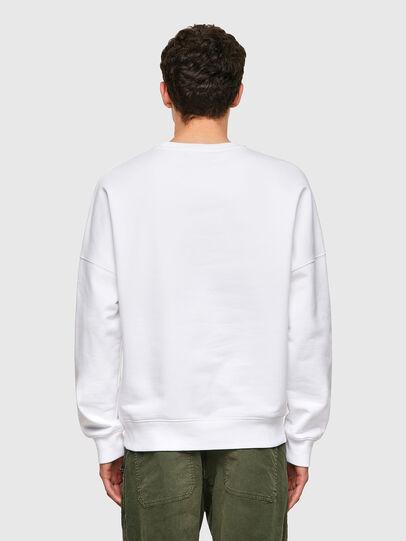 Diesel - S-KRIB-ROMOHI, White - Sweaters - Image 2
