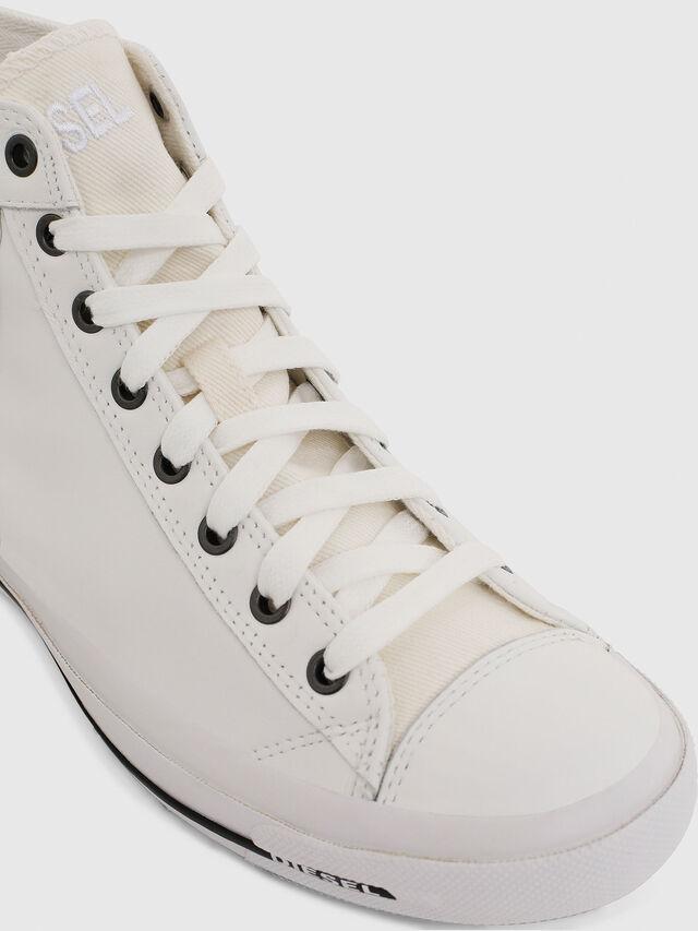 Diesel - EXPOSURE IV W, White - Sneakers - Image 4