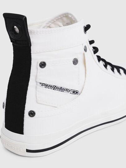 Diesel - EXPOSURE I, White/Black - Sneakers - Image 5