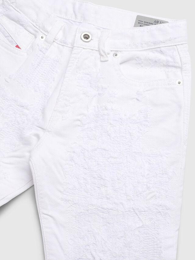 Diesel - MHARKY-J, White - Jeans - Image 3