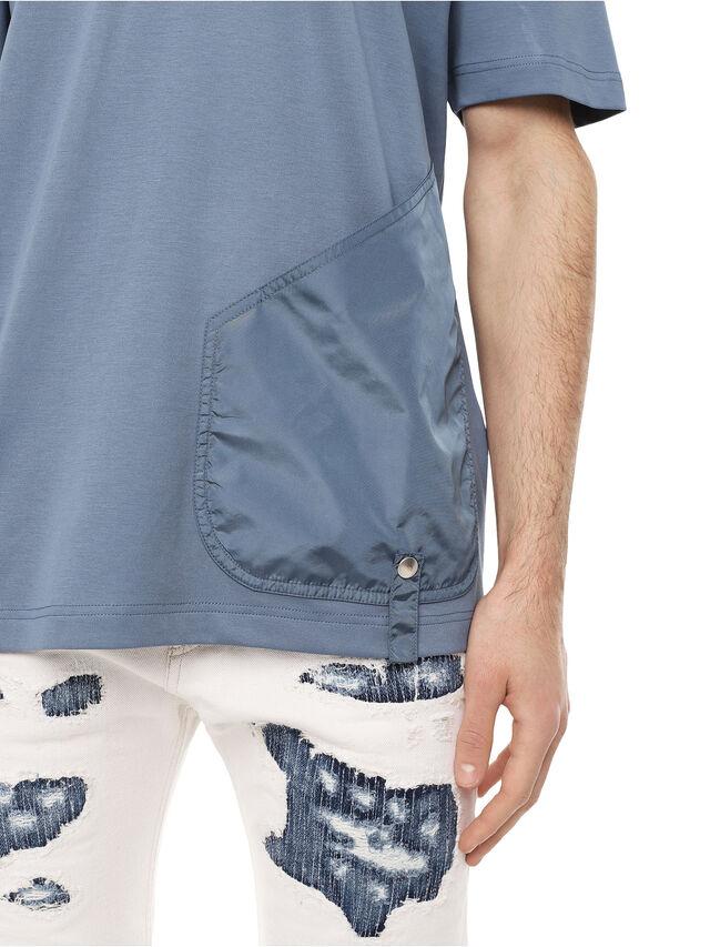 Diesel - TIPP, Indigo - T-Shirts - Image 3