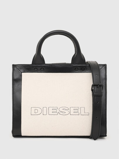Diesel - SANBONNY SPF, Black/White - Satchels and Handbags - Image 5