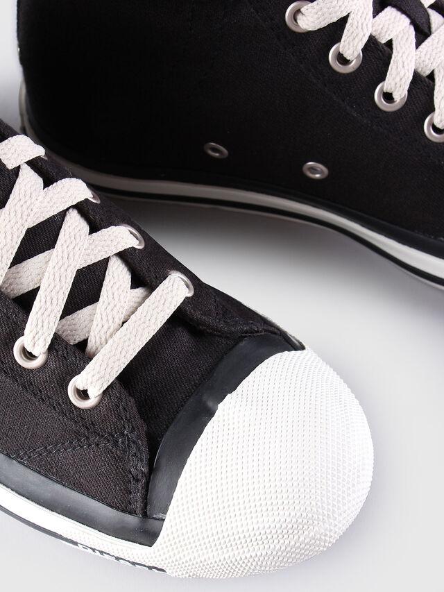 Diesel EXPOSURE W, Black/White - Sneakers - Image 4