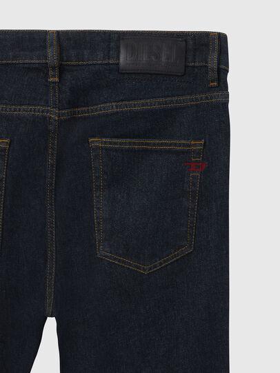 Diesel - D-Strukt A09HF, Dark Blue - Jeans - Image 4