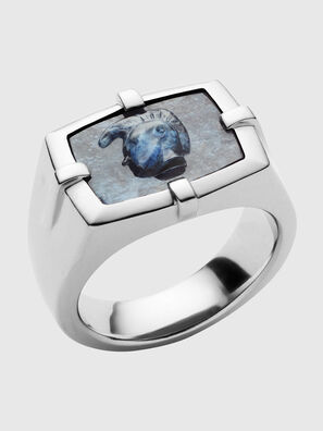 DX1176, Silver - Rings