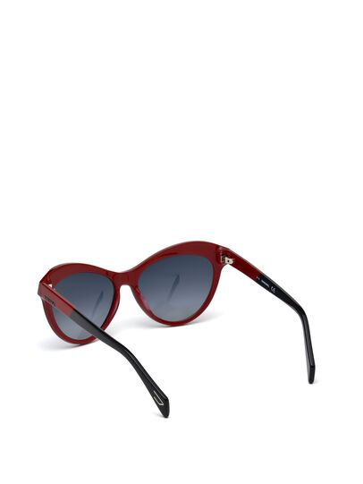 Diesel - DL0225, Black - Sunglasses - Image 2