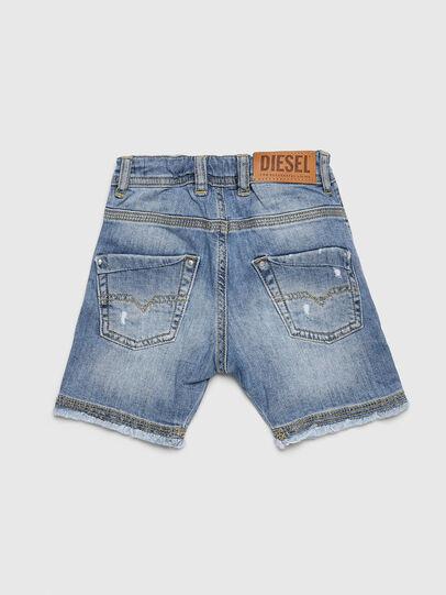 Diesel - PROOLYB-A-N, Light Blue - Shorts - Image 2