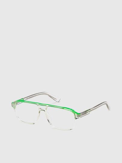 Diesel - DL5309, Green - Eyeglasses - Image 2