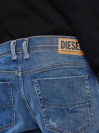 Diesel - Tepphar 083AX, Light Blue - Jeans - Image 4