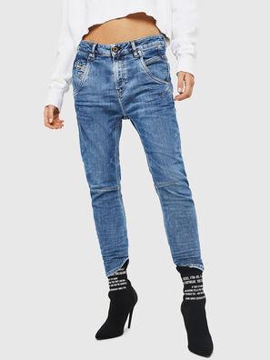 Fayza JoggJeans 0870K, Light Blue - Jeans