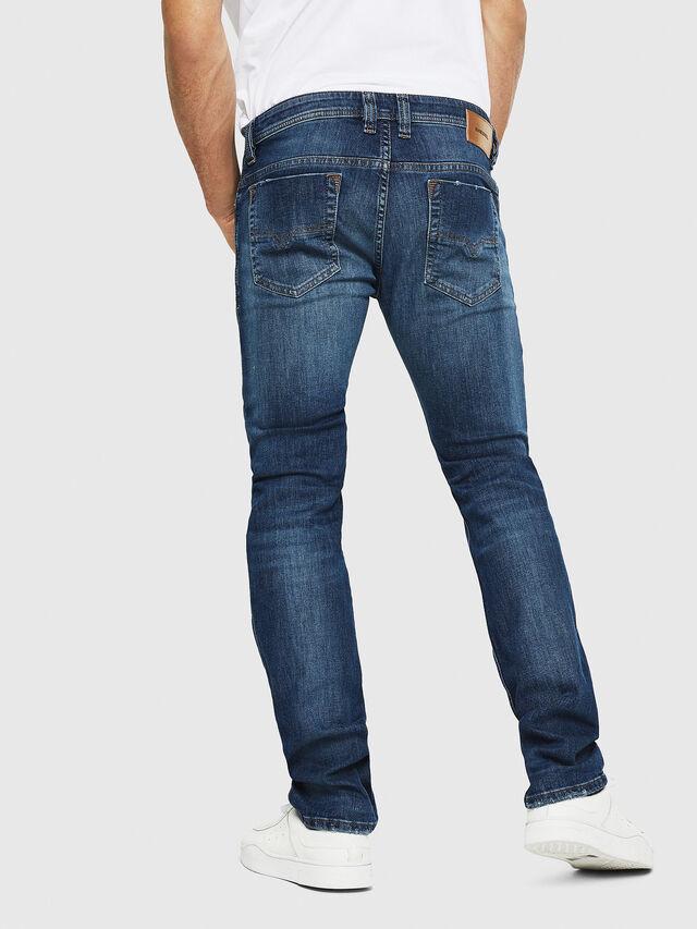 Diesel - Safado C89AR, Dark Blue - Jeans - Image 2