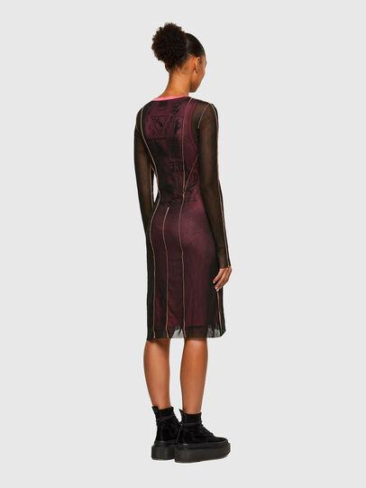 Diesel - D-VINA, Pink/Black - Dresses - Image 7