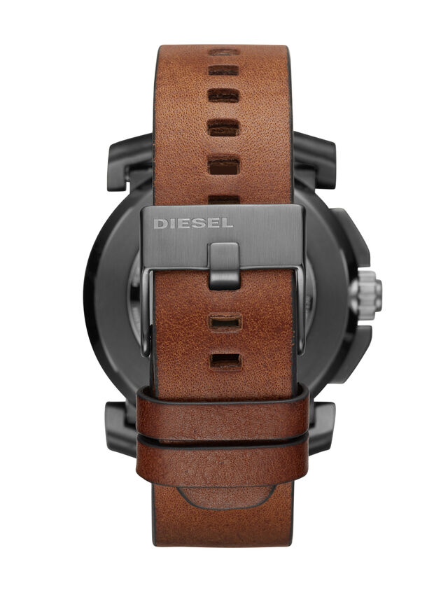 Diesel DT1003, Brown - Smartwatches - Image 3