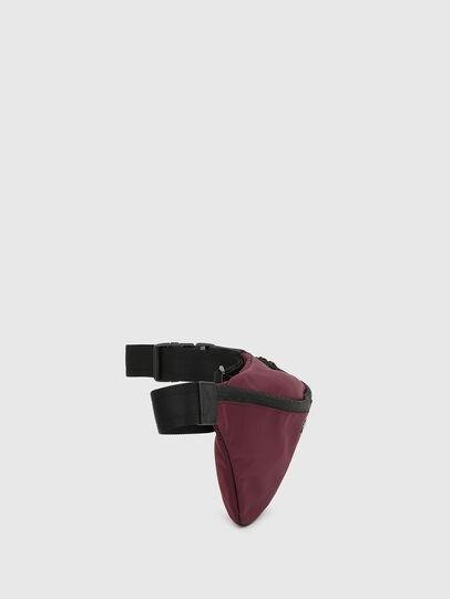 Diesel - F-SUSE BELT DM, Bordeaux - Belt bags - Image 3