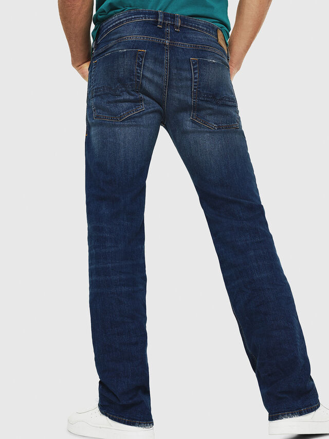 Diesel - Zatiny 087AW, Dark Blue - Jeans - Image 2