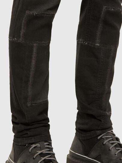 Diesel - Thommer JoggJeans® 009IC, Black/Dark grey - Jeans - Image 5