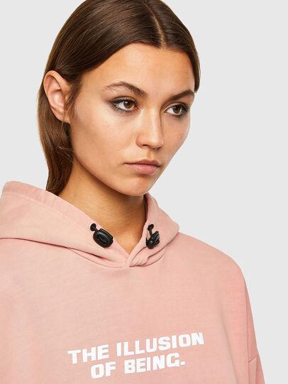 Diesel - S-UMMEREL-N73, Pink - Sweaters - Image 6