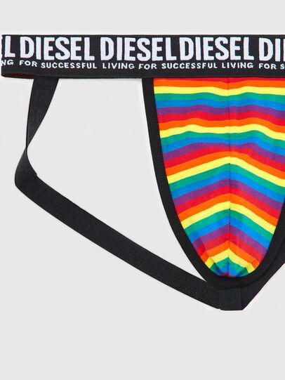 Diesel - UMBR-JOCKYTHREEPACK-, Multicolor/Black - Jockstraps - Image 3