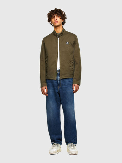 Diesel - J-HALLS-A, Military Green - Jackets - Image 5