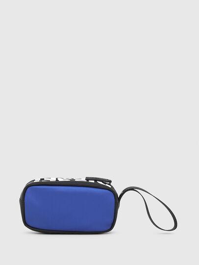 Diesel - BOLD POUCH, Blue/Black - Bags - Image 2