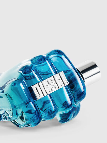 Diesel - ONLY THE BRAVE HIGH  125ML, Light Blue - Only The Brave - Image 3