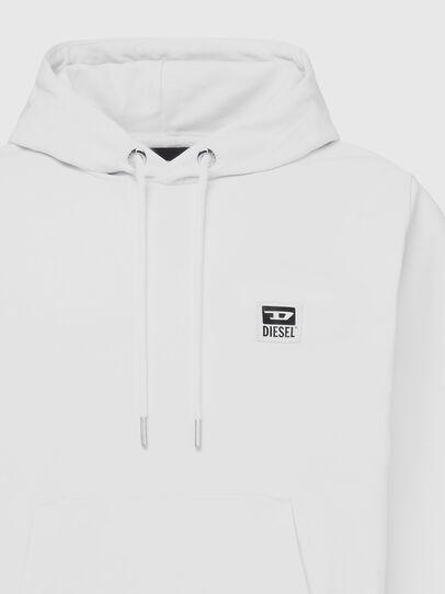 Diesel - S-GIRK-HOOD-K21, White - Sweaters - Image 3
