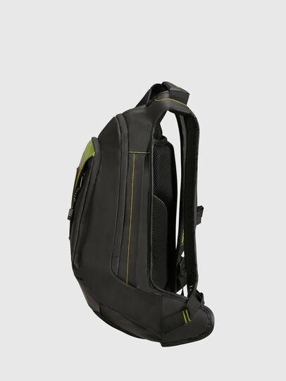 Diesel - KA2*69002 - PARADIVE, Black/Yellow - Backpacks - Image 4