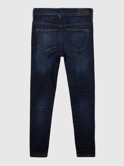 Diesel - D-SLANDY-HIGH-J, Dark Blue - Jeans - Image 2