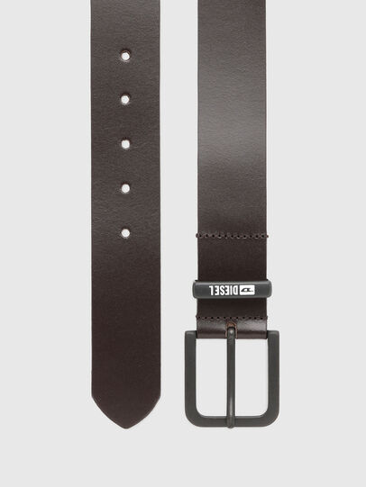Diesel - B-CASTEL II, Brown - Belts - Image 3