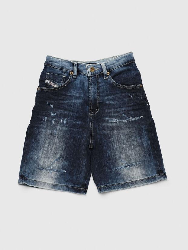 PBRON, Medium blue - Shorts