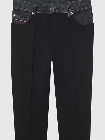 Diesel - P-BRADLEY, Black - Pants - Image 3