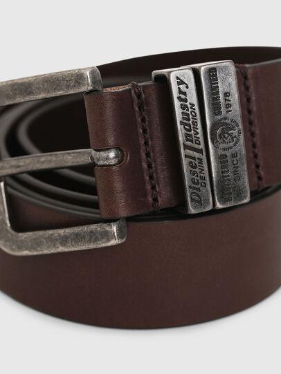 Diesel - B-BAC, Dark Brown - Belts - Image 2