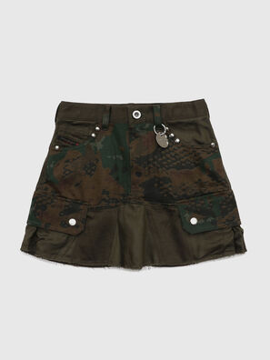 GAMATA, Green Camouflage - Skirts