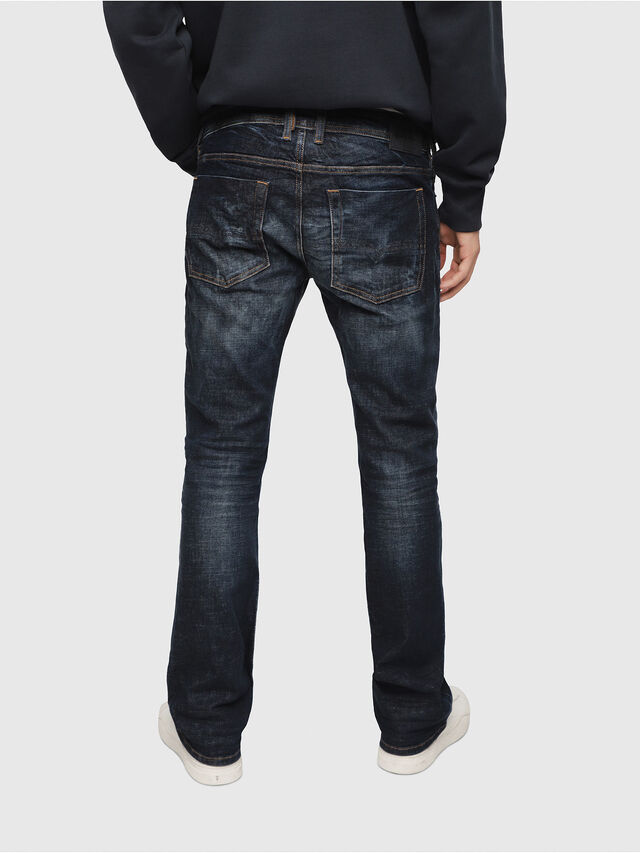 Diesel - Zatiny 087AT, Dark Blue - Jeans - Image 2