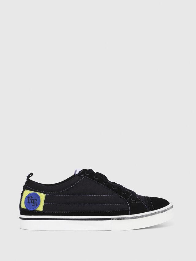 Diesel - D-VELOWS LOW PATCH W, Black - Sneakers - Image 1