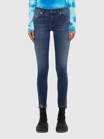 Diesel - D-Jevel 009JK, Medium blue - Jeans - Image 1