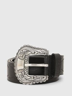 B-WEST, Black - Belts