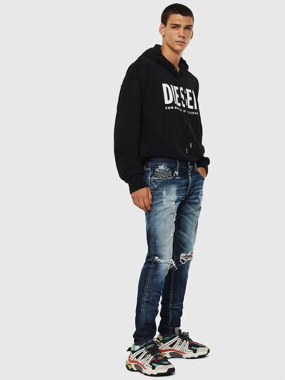 Diesel - D-Strukt 084AD, Medium blue - Jeans - Image 6