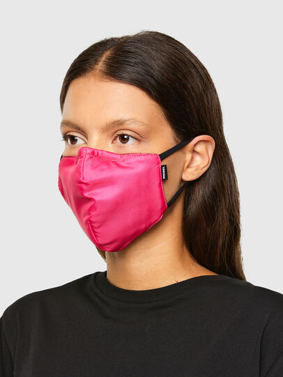 Diesel - FACEMASK-A, Pink - Other Accessories - Image 3