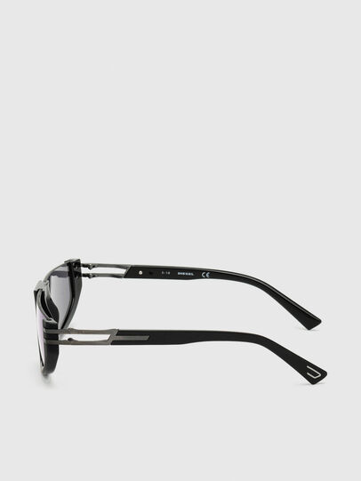 Diesel - DL0315, Black - Sunglasses - Image 3